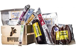 Exotic Jerky and Meat Sticks