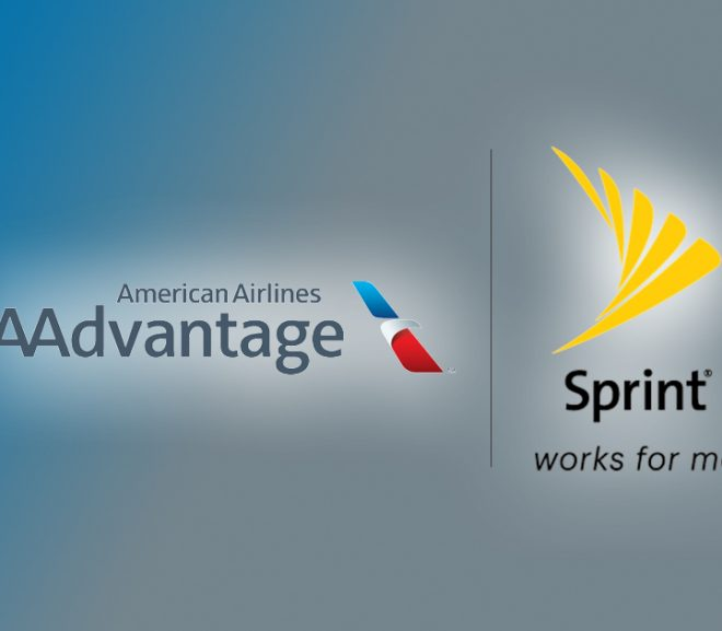 Get free American Airlines miles from Sprint