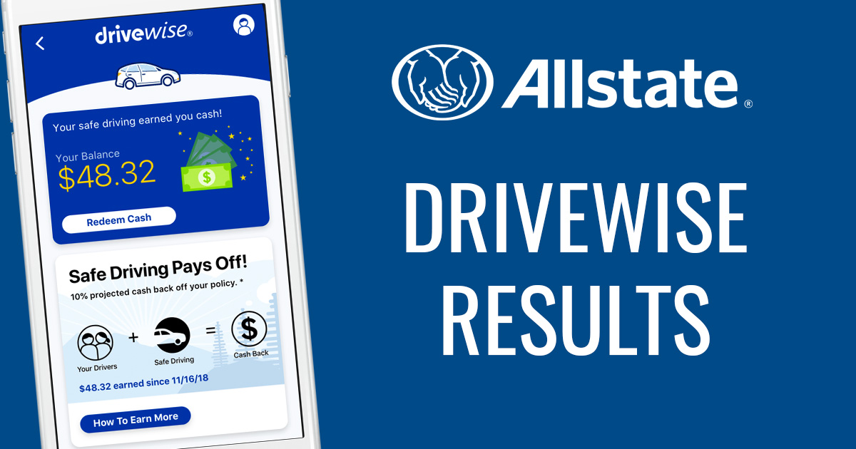 Allstate Drivewise results and review